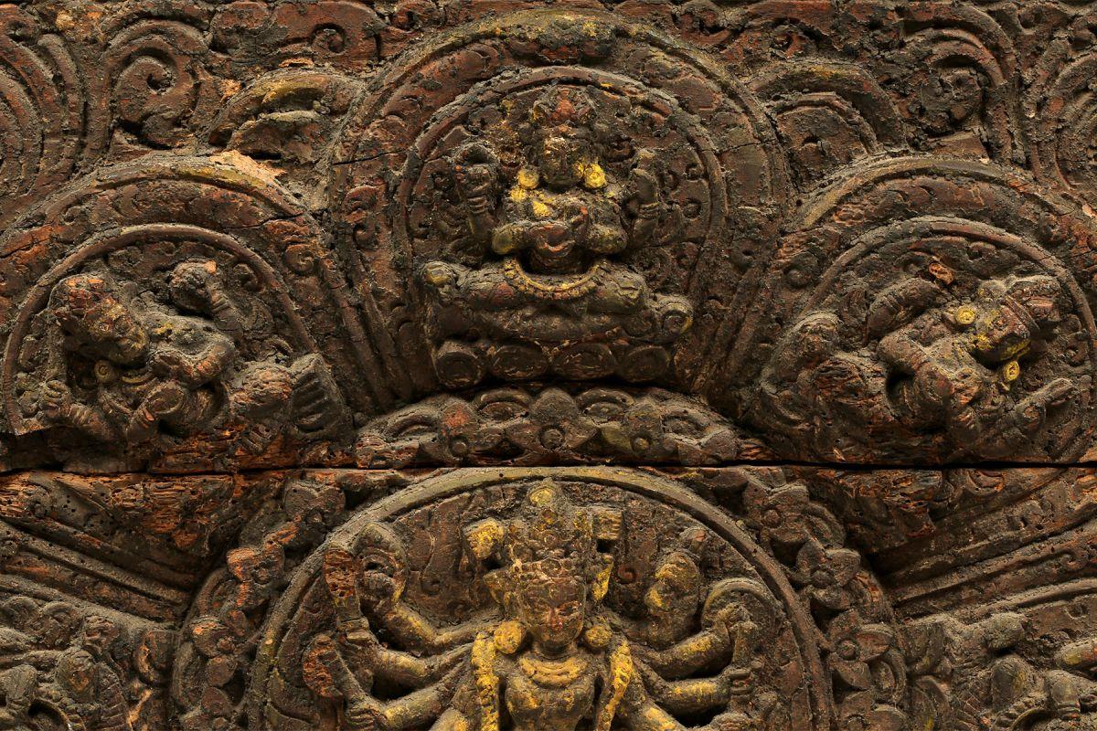 <?php echo Mandala of Navdurga?>