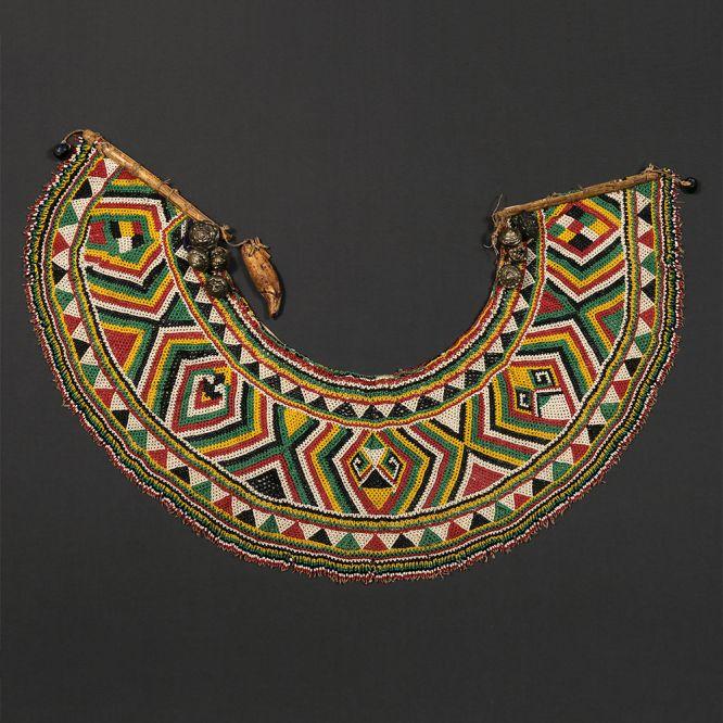 Woman's Ceremonial Collar