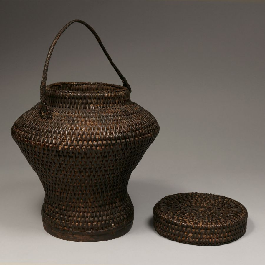 <?php echo Rice Storage Basket?>