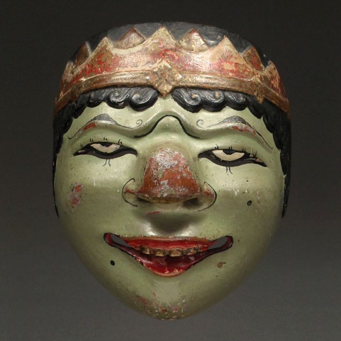 Female Drama Mask
