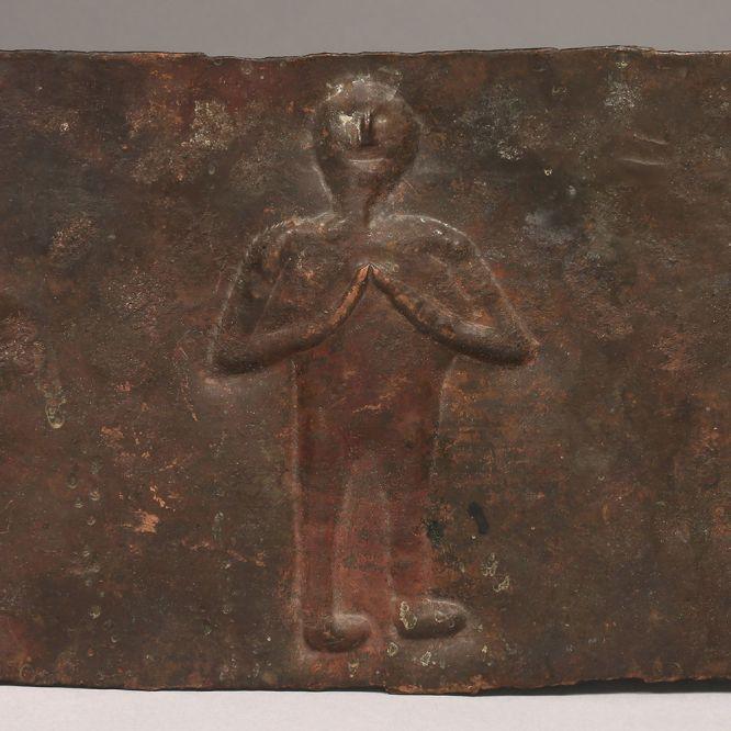 Standing Figure in Prayer