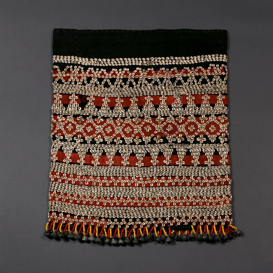 <?php echo Woman's Ceremonial Skirt?>