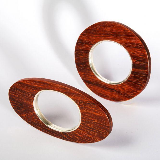 Bangles, Ellipse & Oval