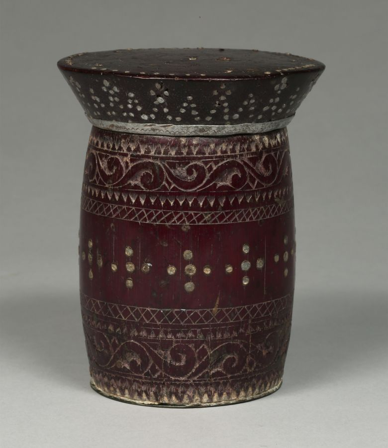 <?php echo Wooden Inlaid Container?>