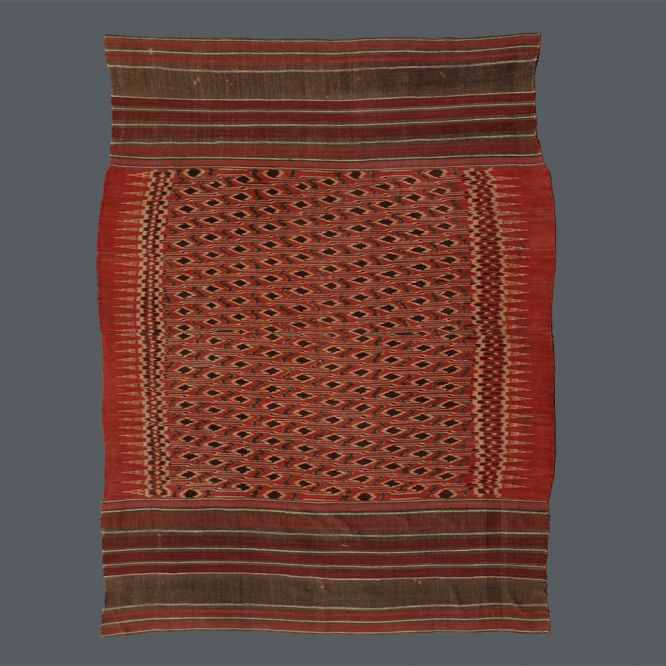Sacred Blanket, Sekomandi