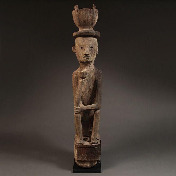 Ancestral Guardian Figure