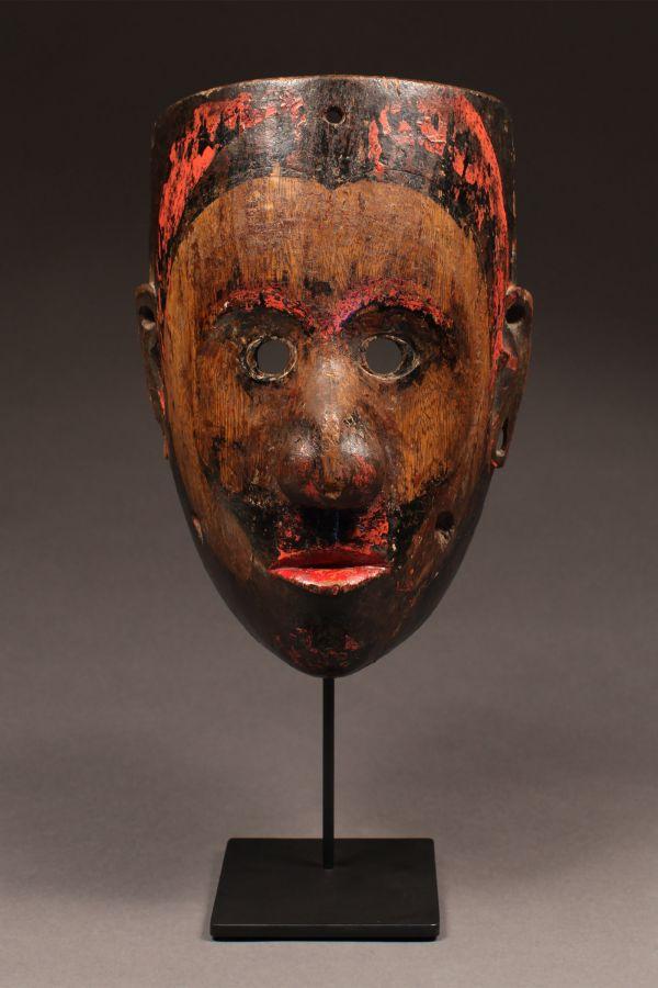 <?php echo Dayak Festival Mask?>