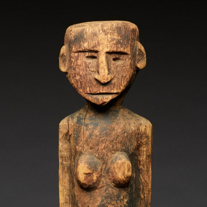 Female Ancestral Figure