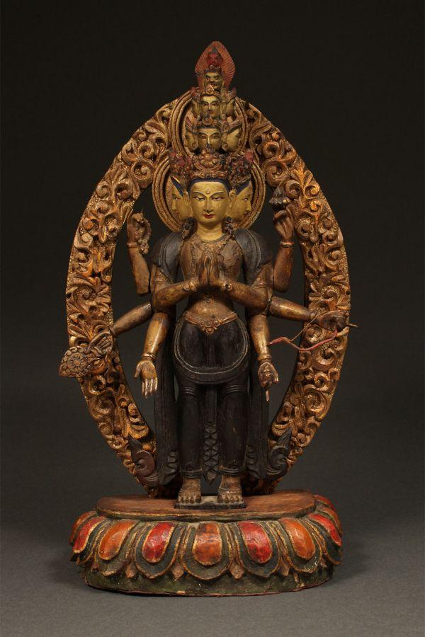 <?php echo Avalokiteshvara?>