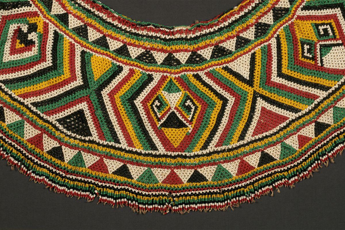 <?php echo Woman's Ceremonial Collar?>
