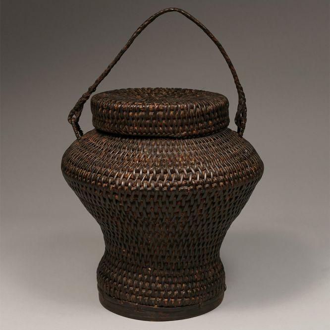 Rice Storage Basket