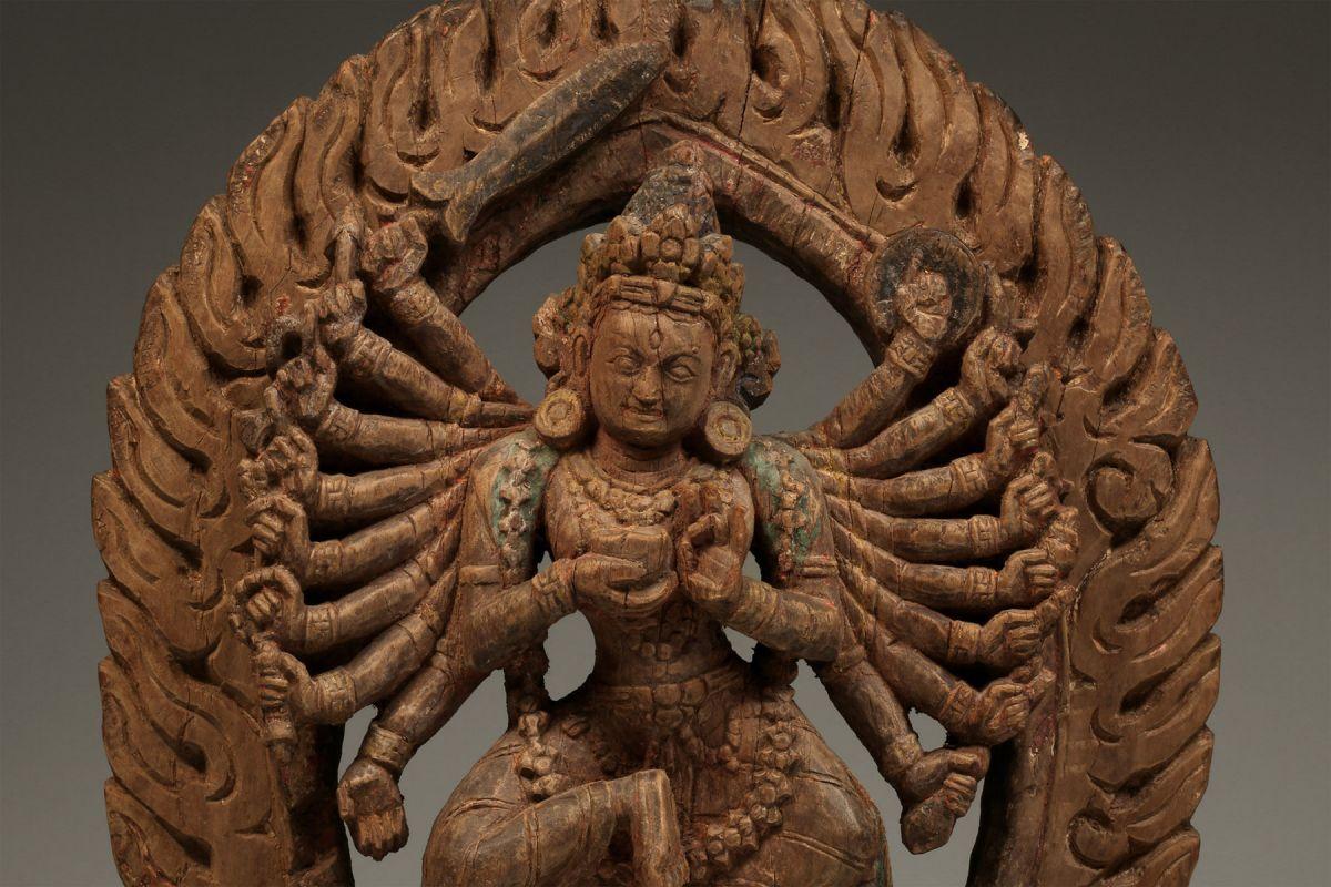 <?php echo Durga, the Warrior Goddess?>