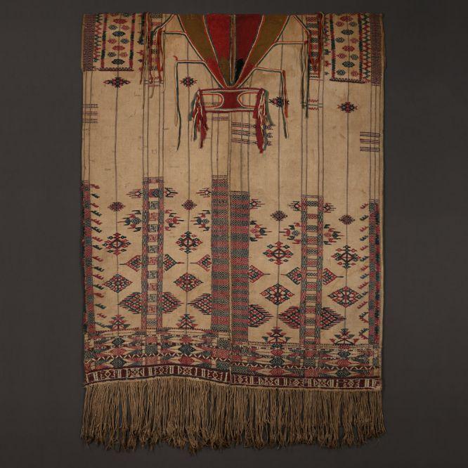 Woman's Tunic, Kushung