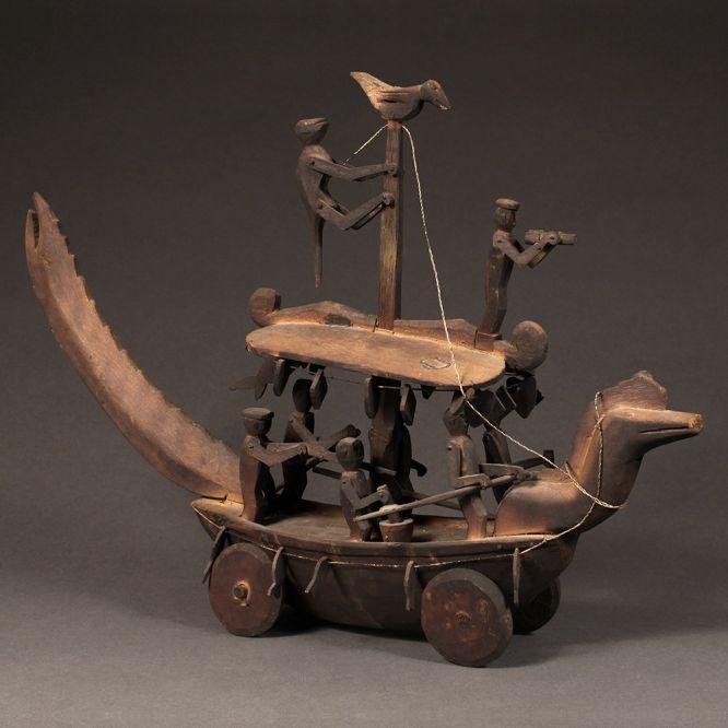 Ngaju Soul Ship