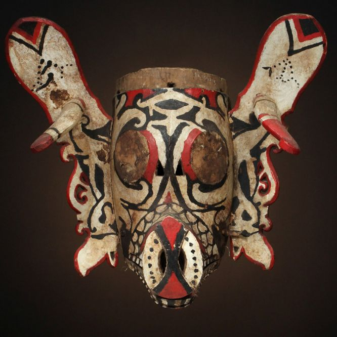 Pig Mask, Hudoq
