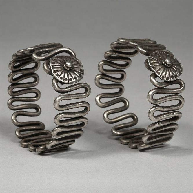 Pair of Tribal Bracelets