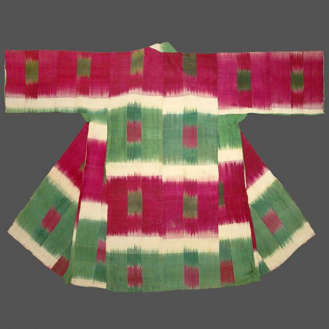 Uzbek Robe, Chapan