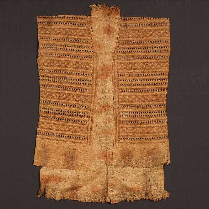Warrior's Barkcloth Jacket