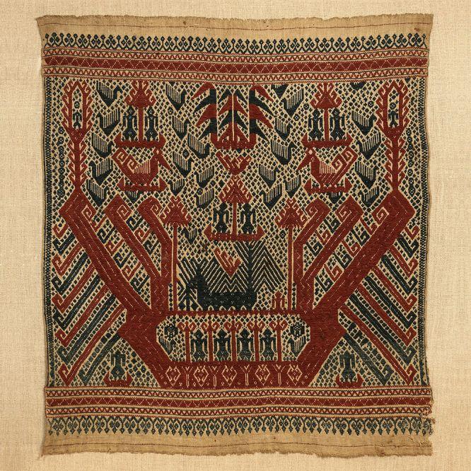Ceremonial Cloth, Tampan