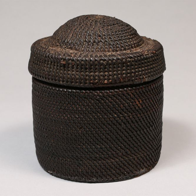 Rounded Storage Container